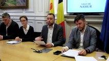 Coronavirus : Maxime Prevot annonce l' annulation des mariages et enterrements à Namur