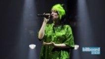 Billie Eilish Postpones Tour Dates Due to Coronavirus   Billboard News