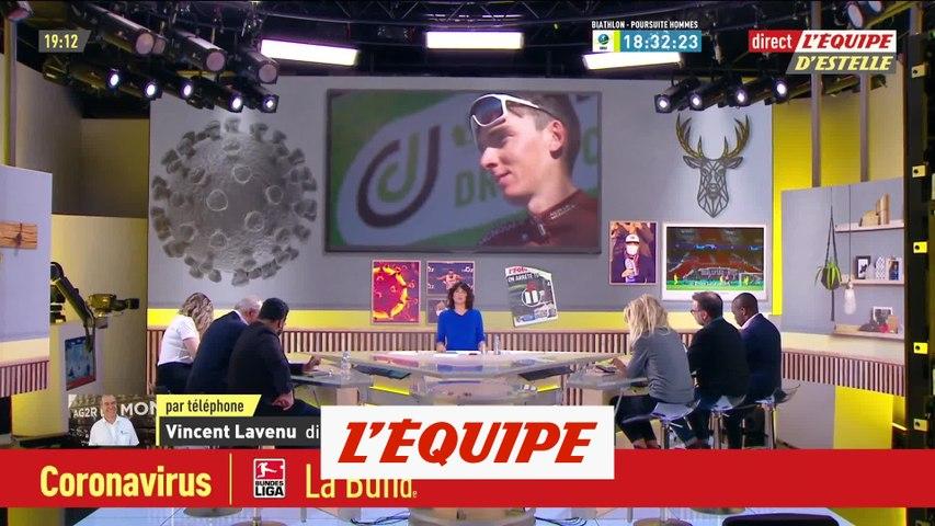 Lavenu «L'annulation du Giro ? Une déception pour Bardet» - Cyclisme - Coronavirus
