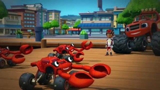 Blaze and the Monster Machines - S05E07 - Deep Sea Grand Prix