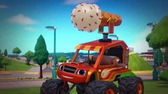 Blaze and the Monster Machines - S05E10 - Ice Cream Monster Machine