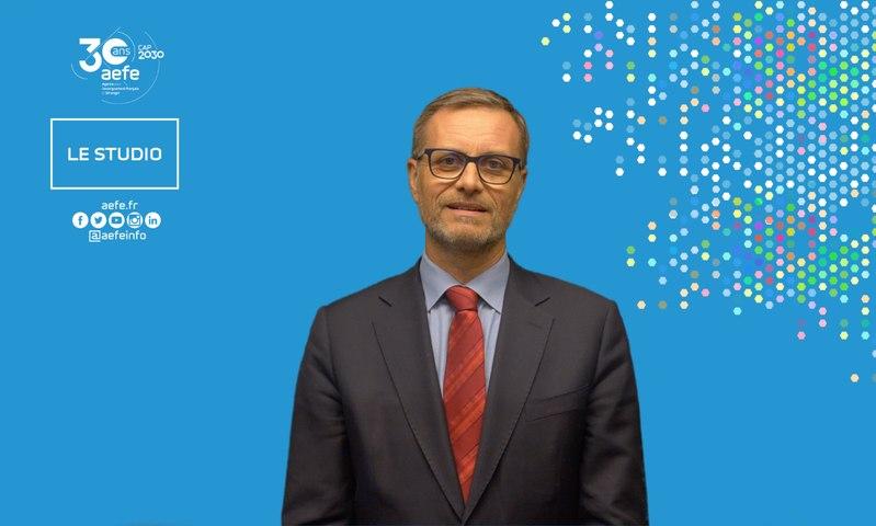 Message du directeur de l'AEFE (13 mars 2020)
