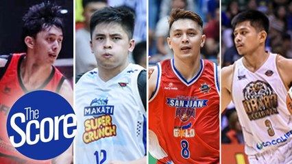 Greatest Matchups In The MPBL | The Score