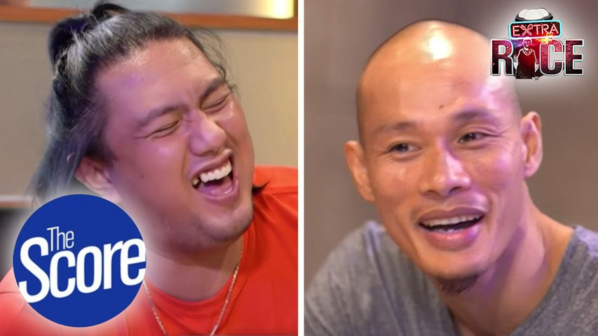 Mark Yee's Career Started Because Of A Dirty Play   Beau Belga's Extra Rice on The Score