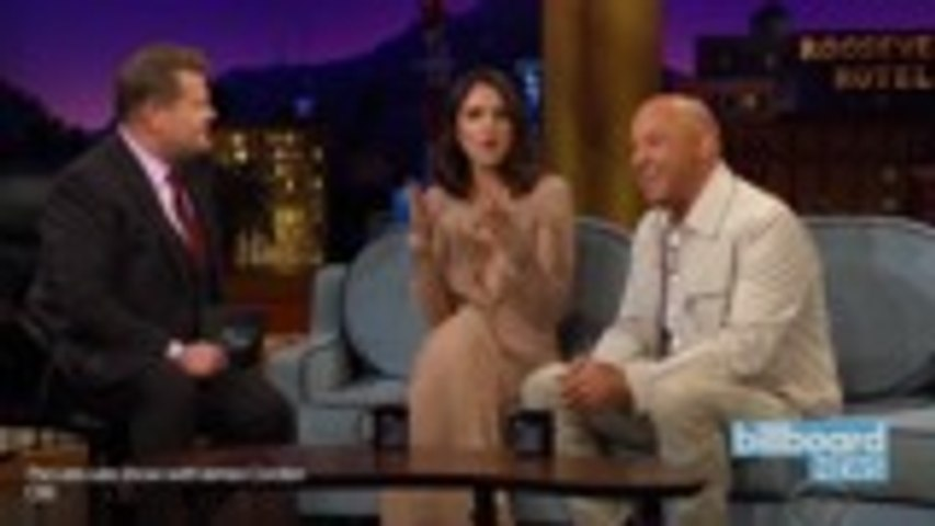 Vin Diesel Reveals He's Recording an Album | Billboard News