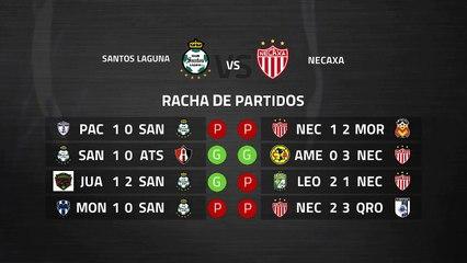 Previa partido entre Santos Laguna y Necaxa Jornada 10 Liga MX - Clausura