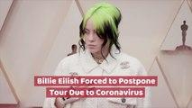 Billie Eilish Tour On Hold