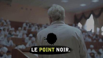 Une très belle leçon de vie: LE POINT NOIR