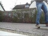 Game of skate : Varial Kickflip