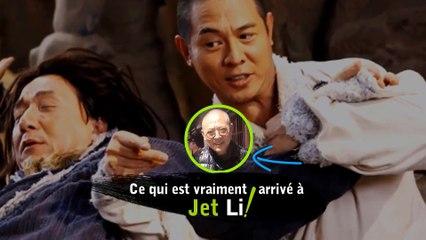 Ce qui est vraiment arrivé à « Jet Li » !