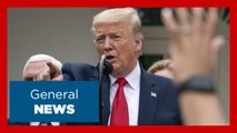 Trump declares 'national emergency' for coronavirus