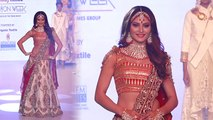 Urvashi Rautela walks at Ramp walk at Bombay Times Fashion Week 2020; Watch Video   FilmiBeat