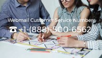 ☎ +1-(888)-500-6562 Webmail Customer Service Number