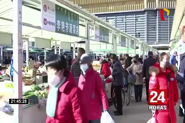 China acusa al ejército de EEUU de propagar el coronavirus en Wuhan
