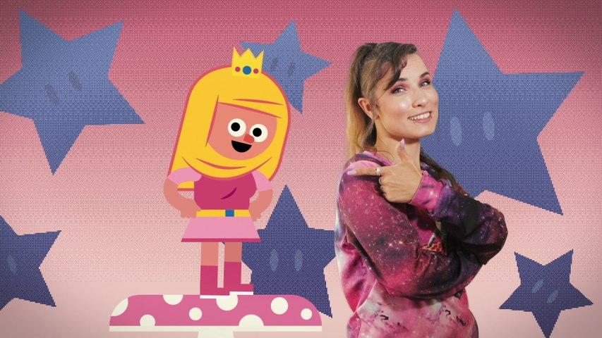 Sukini - Prinzessin Peach