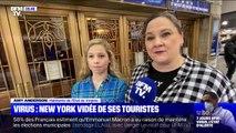 Coronavirus: New York vidée de ses touristes