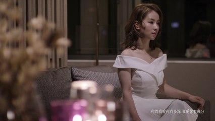 """谷婭溦 Vivian - 月亮代表我的心 (劇集 """"黃金有罪"""" 插曲) Official MV"""