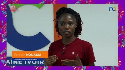 Brenda KOUASSI, Coordinatrice d'Antenne NCI