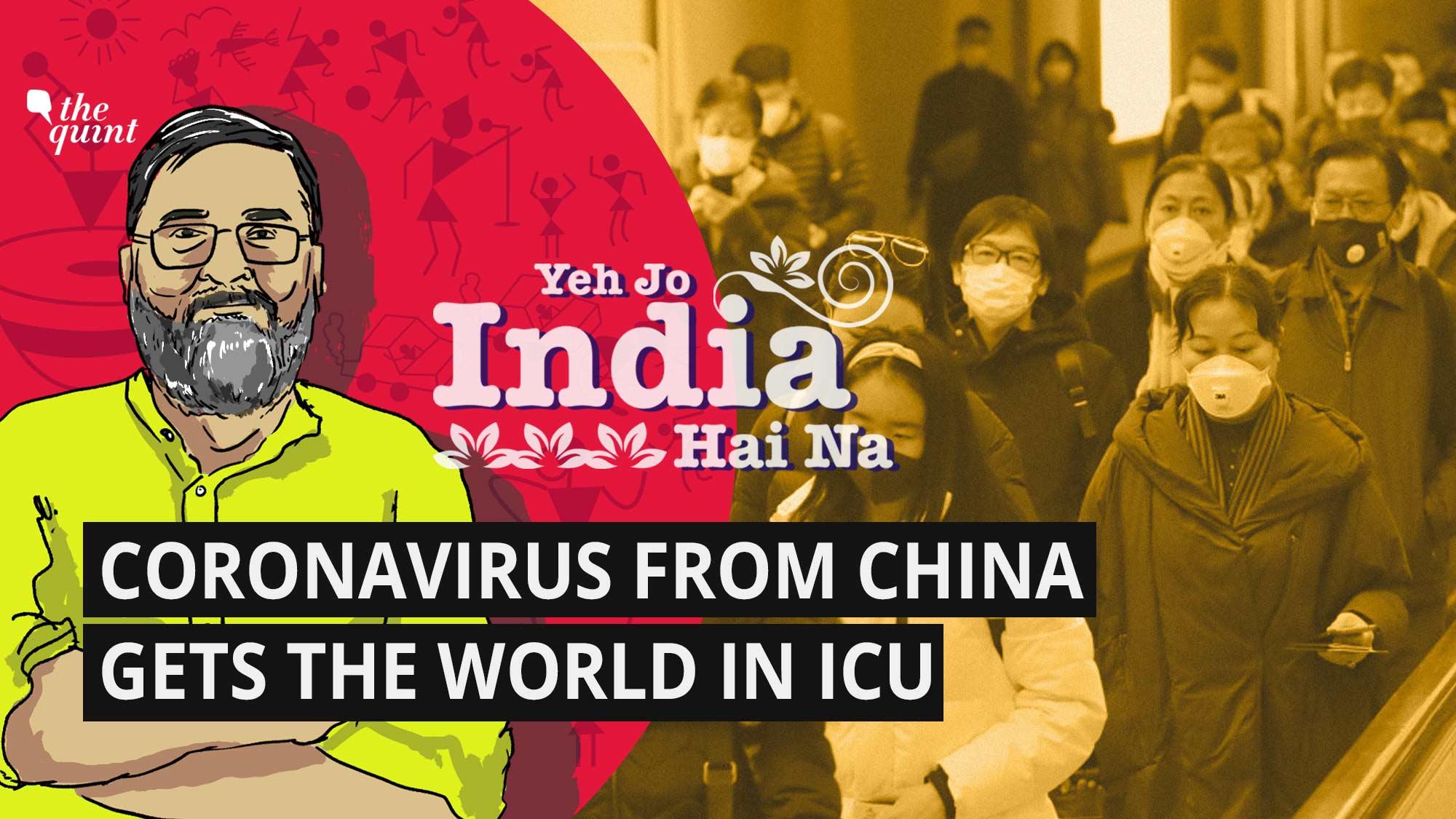 Coronavirus & Global Economic Panic: A Double Whammy From China