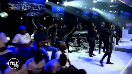 BEBI PHILIP en Live dans le Talk-show la TÉLÉ D'ICI