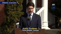 Trudeau announces financial aid to Canadians amid Covid-19 scare