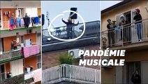Coronavirus: les meilleurs chants sur les balcons des Italiens confinés