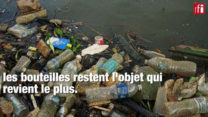 Malaisie: The Interceptor, une péniche innovante qui ramasse les déchets plastiques