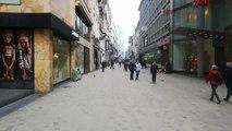 Coronavirus: les commerces de la rue Neuve sont fermés ce samedi