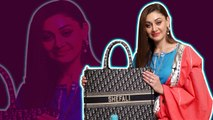 Shefali Zariwala plays what's in my bag; Watch video | FilmiBeat