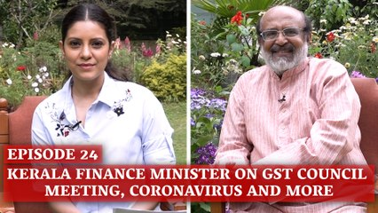 Interview with Kerala FM: 'We Will  Approach SC if Centre Denies GST Compensation'