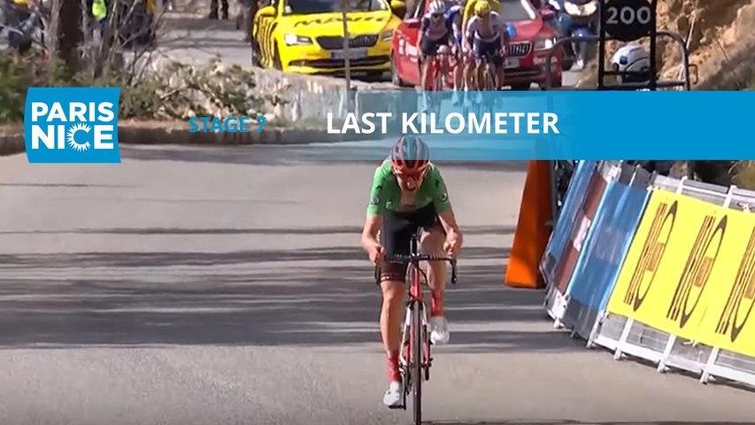 Paris-Nice 2020 - Étape 7 / Stage 7 - Last Kilometer/Dernier Kilomètre