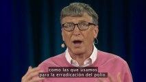 Bill Gates habla de una pandemia.