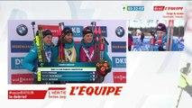 Jacquelin : «Il n'y aura qu'un seul Martin Fourcade» - Biathlon - CM (H)