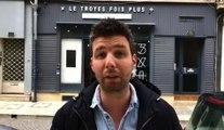 Coronavirus : fermeture du Troyes fois plus