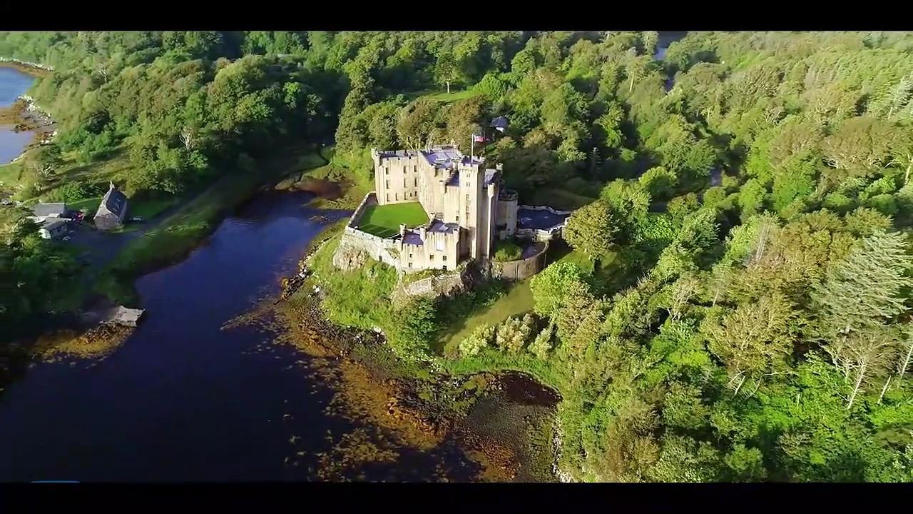 SCOTLAND | Travel Video | Drone 4K