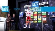 Paris-Nice 2020 - Étape 7 / Stage 7 - Minute Maillot à Pois E.Leclerc