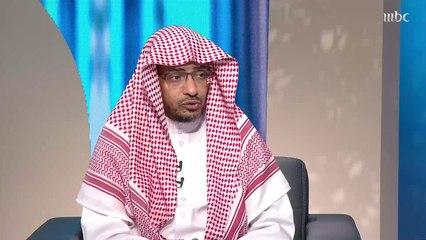 والنفـسُ راغـبـةٌ إذا رغّبتَـهـا الشيخ صالح المغامسي يشرح قصة البيت بالتفصيل