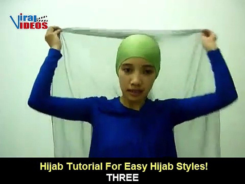 Hijab Tutorial For Easy Hijab Styles Zahra Hijab Style 03 Video Dailymotion