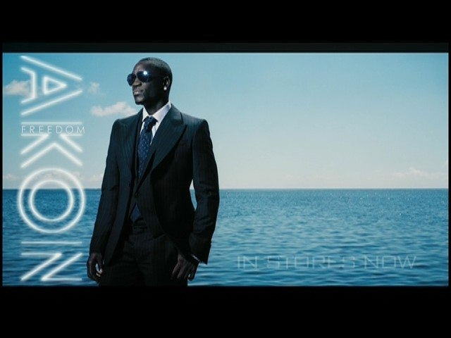 Akon - Freedom Episode 1- Fighting Fish