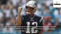 Tom Brady's amazing career by the numbers