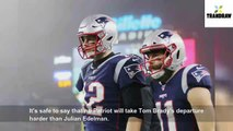 Julian Edelman's Twitter tribute to Tom Brady will pull at your heartstrings