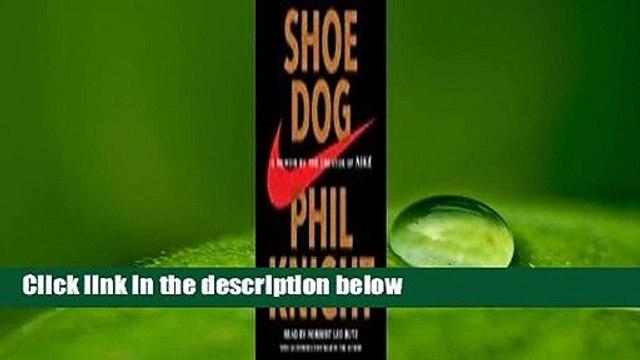 Full E-book  Shoe Dog  For Kindle
