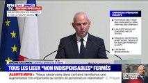 Coronavirus: le directeur général de la Santé annonce le passage de la France au stade 3