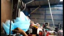 Carry bag machine Fabric , Fabric in NON WOVEN Bag making machine, educational videos of Carry Bag making