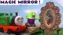 Funny Funlings Magic Mirror with Thomas and Friends and Marvel Avengers Age of Ultron in this Family Friendly Full Episode English Toy Story from a Family Channel
