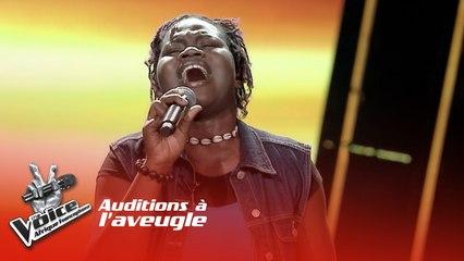 Edly - Sucette | Les Auditions à l'aveugle | The Voice Afrique Francophone| Saison 3