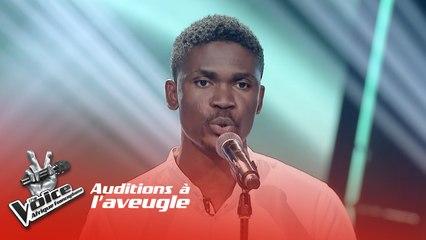 Dominique - Bulu Bo Windi...| Les Auditions à l'aveugle | The Voice Afrique Francophone| Saison 3