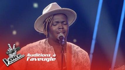 Sendys - Mutoto | Les Auditions à l'aveugle | The Voice Afrique Francophone| Saison 3
