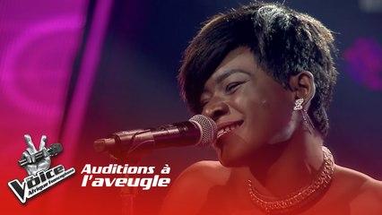 Voldie Mapenzie - | Les Auditions à l'aveugle | The Voice Afrique Francophone| Saison 3