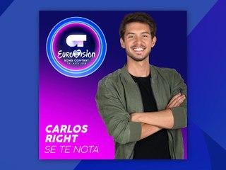 Carlos Right - Se Te Nota